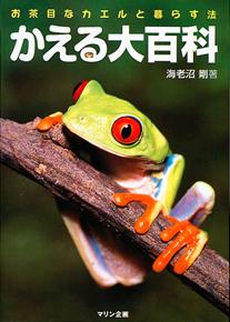 お茶目なカエルと暮らす法 かえる大百科