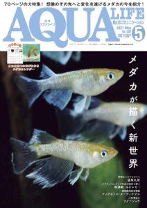 月刊アクアライフ2021年5月号
